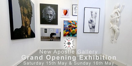 New Apostle Gallery Opening Exhibition  2021 tickets
