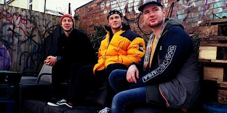 PARLA X CUFFS X TRIBELESS Live at The Golden Lion Tap (Barnstaple) tickets