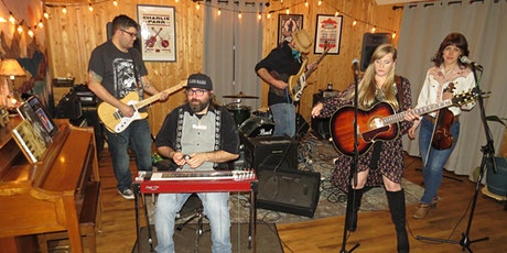 Breanne Marie & The Front Porch Sinners + Hannah Rey at Earth Rider Brewery tickets