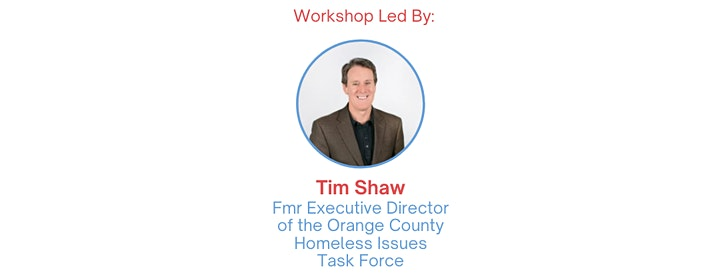 Housing Champions Advocacy 101 Online Workshop (Orange County) image
