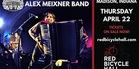 Alex Meixner Band Live at The Bike tickets