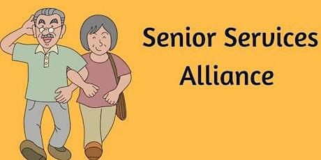 Senior Services Alliance Breakfast - July 2021 tickets