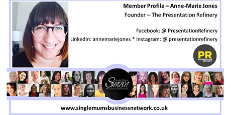 SOMERSET Single Mums Business Network Event with Anne-Marie billets