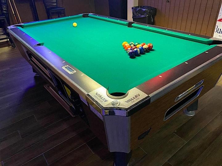 Monday Night Pool @Turn3SportsBar @8PM $10 Entry (Located in Boca Raton) image