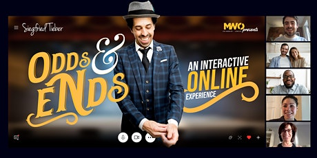Odds & Ends - An Interactive Online Experience tickets