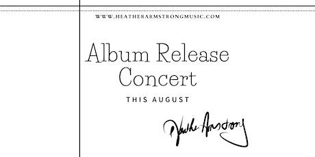 Album Release Concert tickets