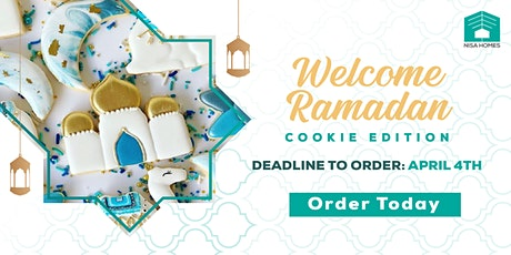 Welcome Ramadan Cookie Edition tickets
