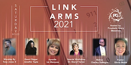 """Link Arms 2021 """"Calling All First Responders"""" tickets"""