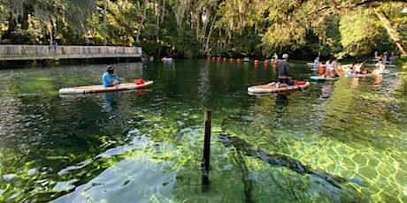 Blue Spring Adventure Paddle Tour tickets