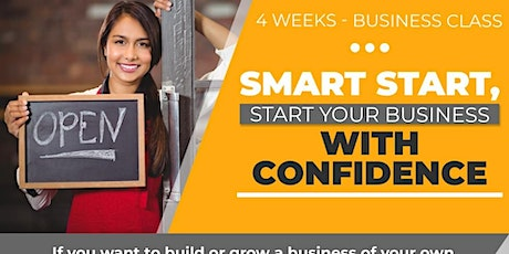 Smart Start, Start your business with confidence tickets