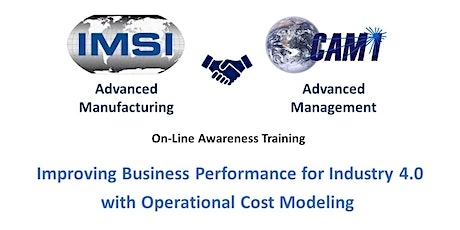 Improving Business Performance for I4.0 with Operational Cost Modeling biglietti
