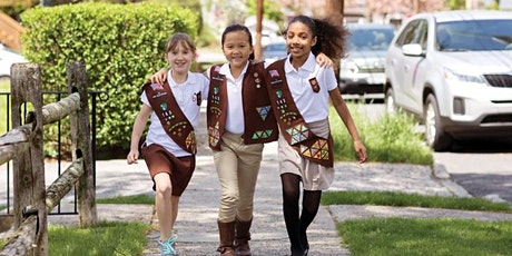 Discover Girl Scouts: Get Moving! tickets