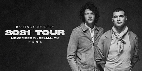 for KING & COUNTRY - A Summer Tour tickets