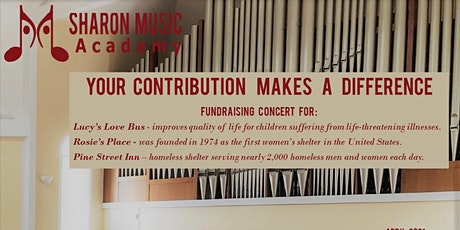 Sharon Music Academy Faculty Charity Concert tickets