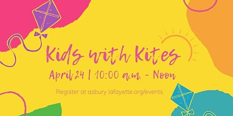 Asbury Event: Kids with Kites tickets