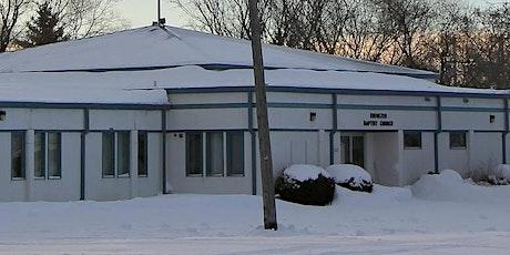 Ebenezer Baptist Church Sunday Morning Service tickets