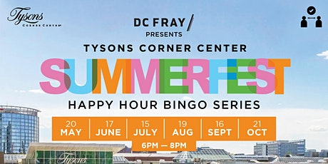 Happy Hour Bingo Series at Tysons Corner Center tickets
