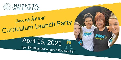 Insight To Well-Being - Official Launch Party tickets
