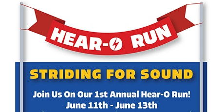 Center for Hearing & Speech's Hear-O's Run - Stride For Sound! tickets