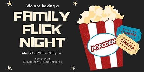 "Asbury's Family Flick Night - ""Soul"" tickets"