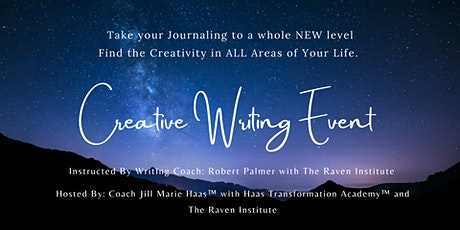 Creative Writing Event tickets