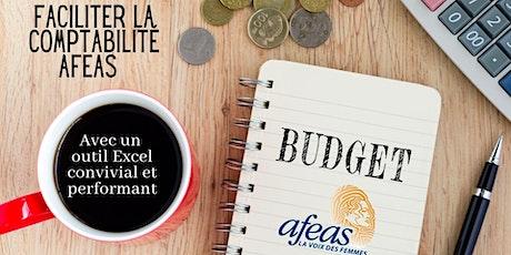 Faciliter la comptabilité Afeas avec un outil Excel convivial et performant billets