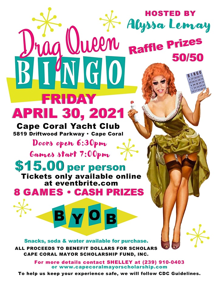 Drag Queen Bingo image