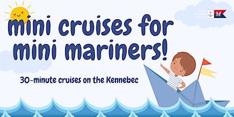 Mini-Mariners Cruise tickets