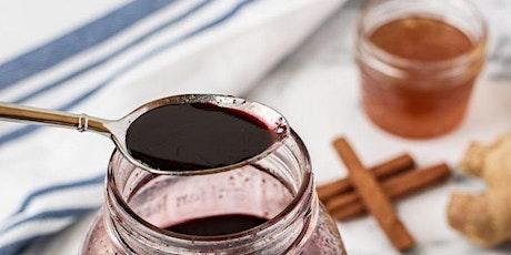 D.I.Y Elderberry Syrup Workshop tickets