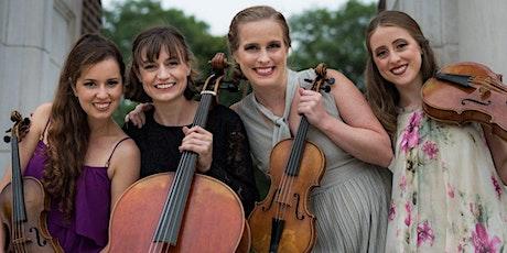 """Oakmont Musicivic: Quartet Salonnières """"Boccherini & Haydn"""" tickets"""