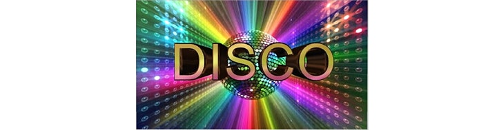 *80's & 90's plus Disco* - Dance Party - Free on Zoom! image