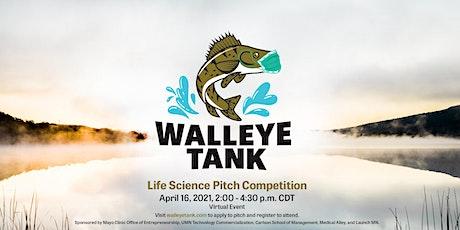Walleye Tank Spring 2021 tickets