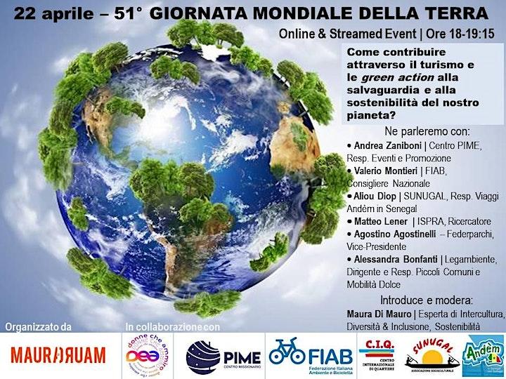 Immagine 22 aprile | 51° GIORNATA MONDIALE DELLA TERRA