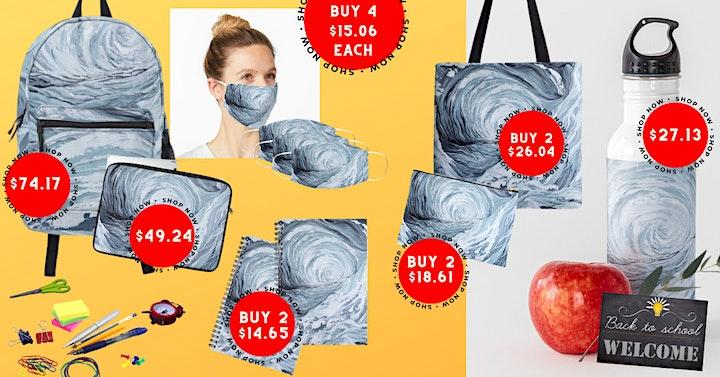 REDBUBBLE Merchandise-Creative Conversations: Path Finder Artist Series image