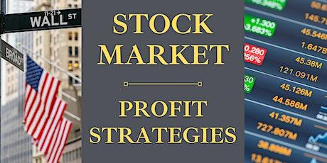 Stock Market : Strategies for Beginners tickets