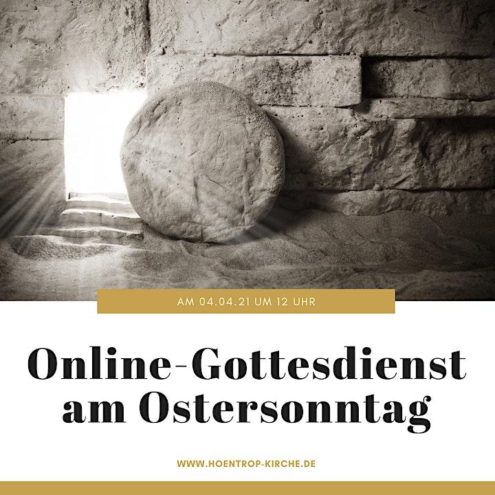 Digitaler Oster-Gottesdienst: Ostern am See Genezareth: Bild