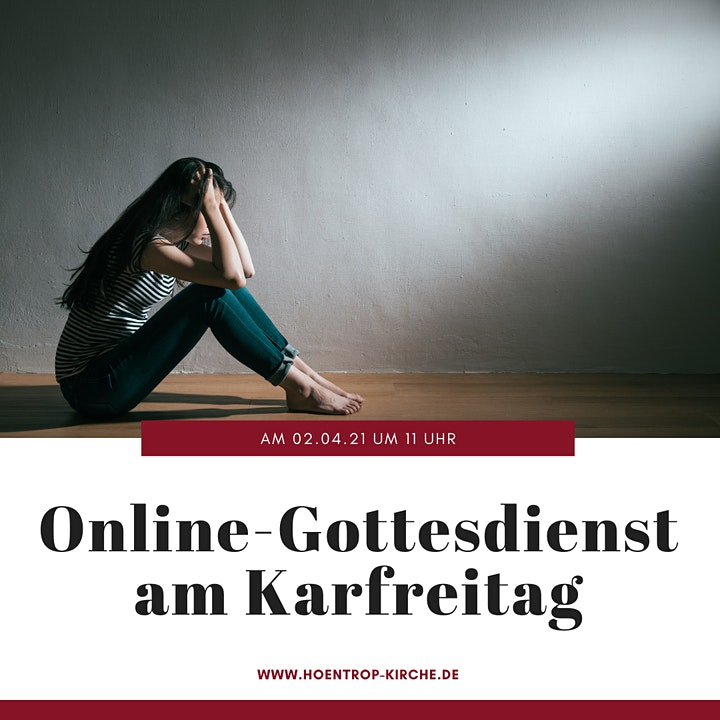 Online-Gottesdienst am Karfreitag: Seht den Menschen!: Bild