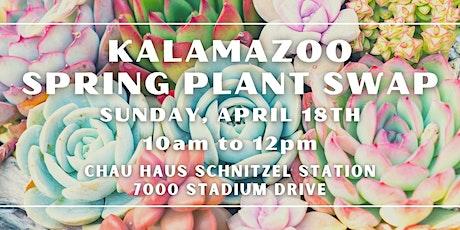 Spring Plant Swap tickets