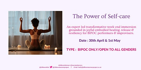 The Power Of Self Care tickets