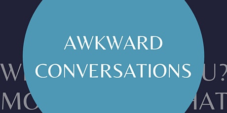 Awkward Conversations with The Movement Movement - APRIL tickets