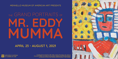 MMAA Opening Reception   The Grand Portraits of Mr. Eddy Mumma tickets