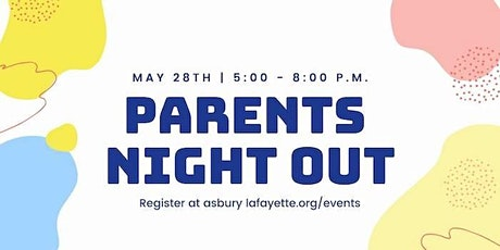 Asbury's Parents' Night Out tickets