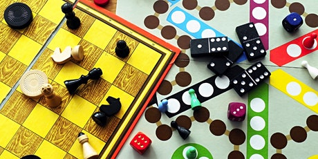 Activity Group: Games and Social Time tickets