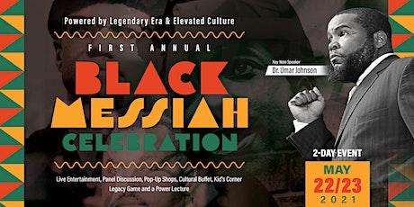 Black Messiah Celebration tickets