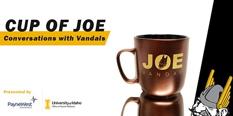 Cup of Joe: Conversations with Vandals-Spencer Martin & The Sound of Idaho tickets