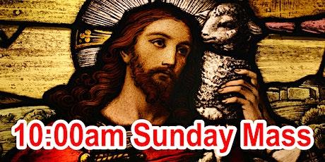 10am Sunday Mass (Outdoors/School) tickets
