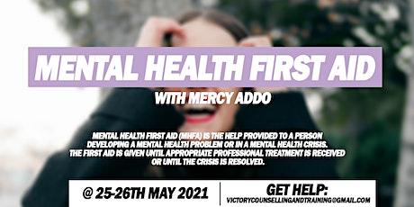 Mental Health First Aid Workshop tickets