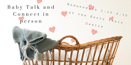 Baby Talk and Connect tickets
