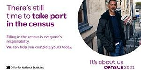Census 2021 Questionnaire Completion tickets