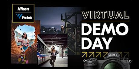 Nikon Virtual Demo Day at Vistek with Chris Ogonek tickets